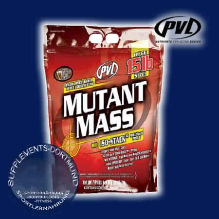 PVL Mutant Mass 6800 Gramm Beutel