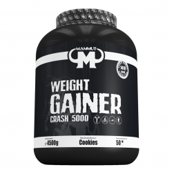 Mammut - Weight Gainer Crash 5000