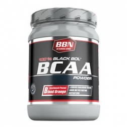 Best Body Nutrition - Hardcore BCAA Black Bol Powder (450g)