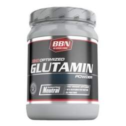 Best Body Nutrition - Hardcore Glutamin Powder (550g)