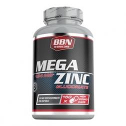 Best Body Nutrition - Hardcore Mega Zink (150 Kapseln)