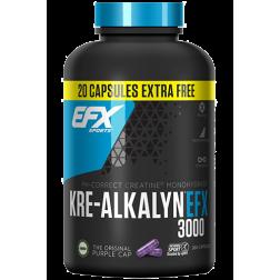 EFX - Kre-Alkalyn ( 260 Kapseln)