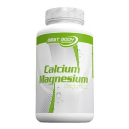 Best Body Nutrition - Calcium Magnesium (100 Stck)