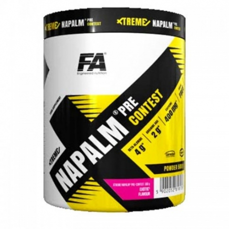 Fitness Authority Nutrition - Xtreme Napalm PreContest ( 500g)