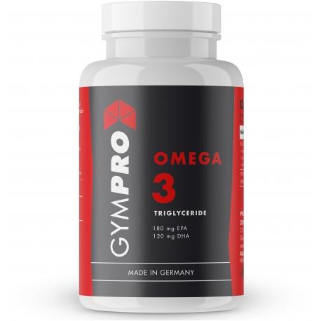 GYMPRO - Omega 3 18/12 ( 120 Stck)