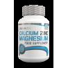 Biotech USA - Calcium Zink Magnesium (100 Stck)