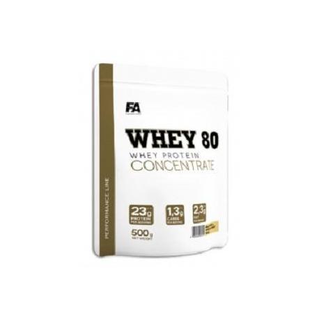 Fa Nutition - Whey 80 (500g)