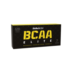 Biotech USA - BCAA Elite (120 stck)