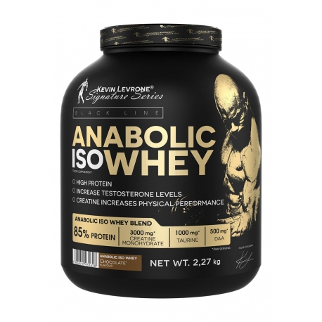 Fa Nutrition - Kevin Levrone - Anabolic Iso Whey (2000g)