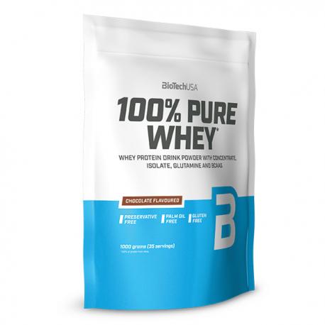Biotech USA - 100% Pure Whey (1000g)