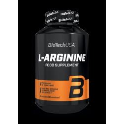 Biotech USA - L Arginine (90 Stück)