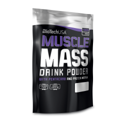 Biotech USA - Muscle Mass (1000g)