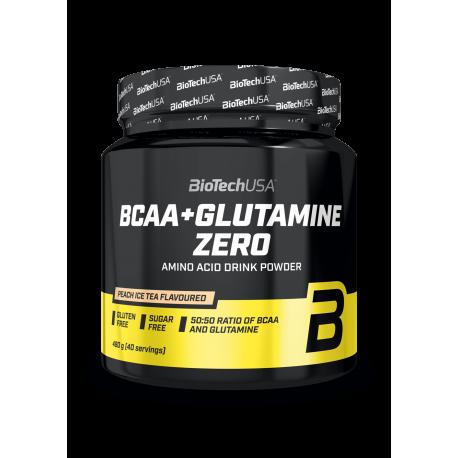 Biotech USA - BCAA + Glutamine Zero ( 480g)