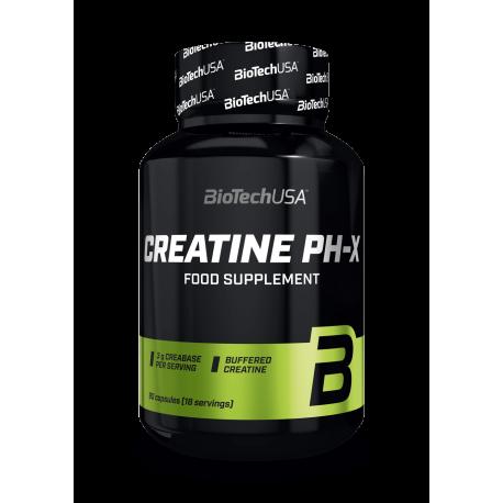 Biotech USA - Creatine PH-X ( 90 Kapseln)