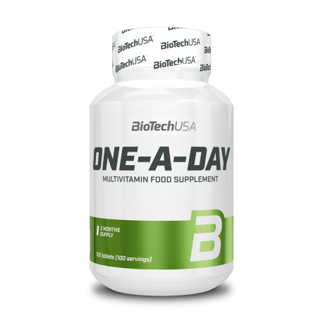 Biotech USA - One -A-Day ( 100 Tabl.)