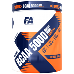 FA Nutrition - BCAA 5000 (400g)