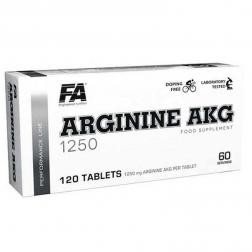 FA Nutrition - Arginine AKG 1250 (120Tab.)
