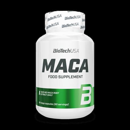 Biotech USA - Maca ( 60 Kapseln )