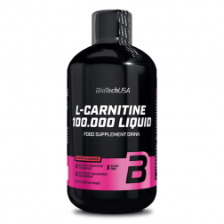 Biotech USA - L-Carnitine (500ml)