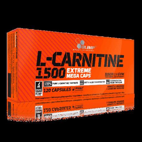 Olimp - L Carnitine 1500 Mega Caps ( 120 Kaps)