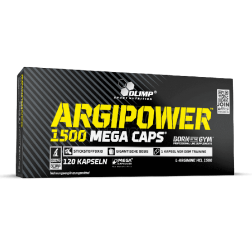 Olimp - Argi Power 1500 Mega Caps ( 120 Kaps)