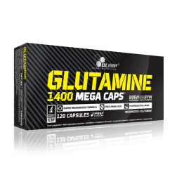 Olimp - Glutamine Mega Caps ( 120 Kaps)