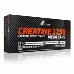 Olimp - Creatin Mega Caps 1250 ( 120 Kaps)