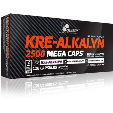 Olimp - Kre-Alkalyn 2500 (120 Kaps)