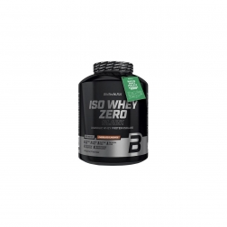 Biotech USA -Iso Whey Zero Black (2270g)