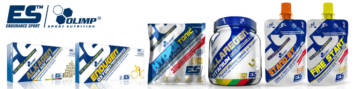 Olimp Endurance Sport Supplements