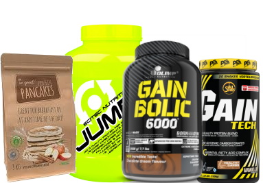 Kohlenhydrate und Masseaufbau Supplements